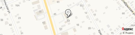 Аларм-Аудио-Тюнинг на карте Арамиля