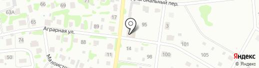 Шиномонтажная мастерская на карте Екатеринбурга
