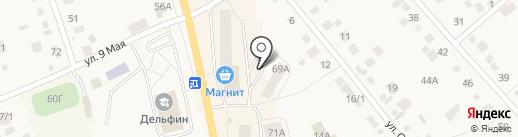 КАПКАН на карте Арамиля