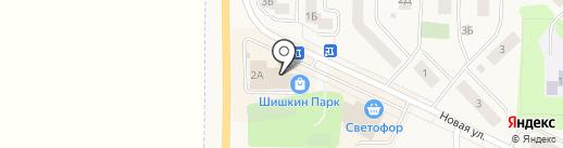 ТАБЛЕТКА ПЛЮС на карте Арамиля