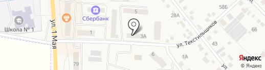 Агидель на карте Арамиля