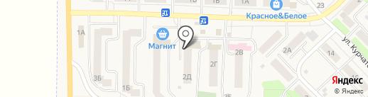Айболит+ на карте Арамиля