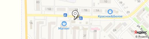 АЙПРОМ на карте Арамиля