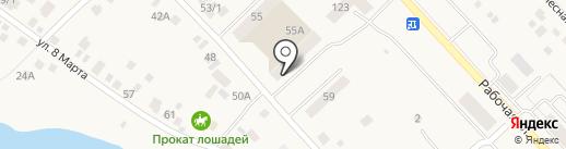 А-ПРОСПЕКТ на карте Арамиля