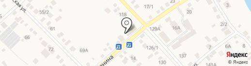 Автосервис на карте Арамиля