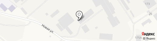 Гарант-Универсаль на карте Арамиля