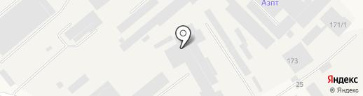 Криоген на карте Арамиля
