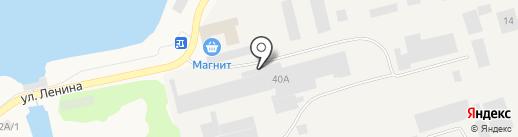 АРКОМ96 на карте Арамиля