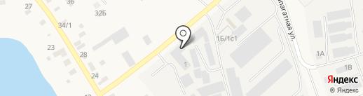 AvtoVan на карте Арамиля