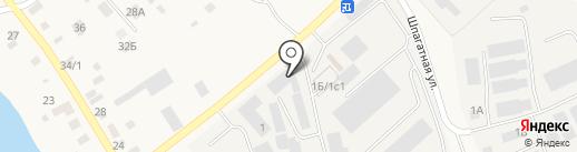 ЖБИ-Форт на карте Арамиля