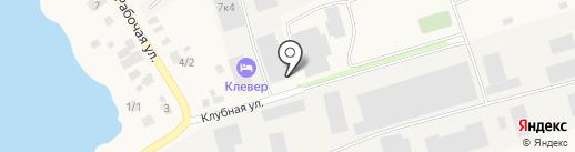 ВИЯ на карте Арамиля