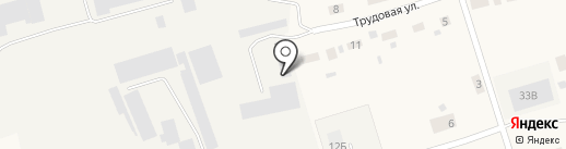 АВТОТРАКПРАЙМ на карте Арамиля