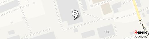Уралпластик-Н на карте Арамиля