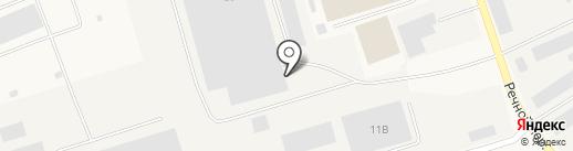 Монди Уралпластик на карте Арамиля