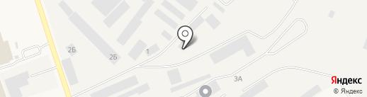 На Речном на карте Арамиля