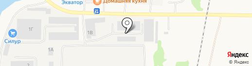 Уралтермопласт на карте Арамиля
