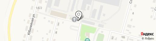 Сбербанк, ПАО на карте Есаульского