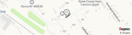 Администрация Есаульского сельского поселения на карте Есаульского