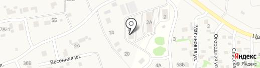 Ивушки на карте Красного Поля