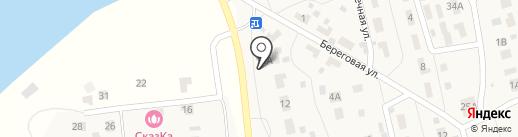Продуктовый магазин на карте Красного Поля