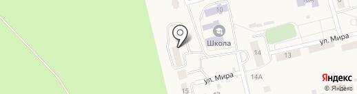 Спецстрой на карте Саргазов