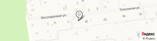 Саргазинские Саженцы на карте Саргазов