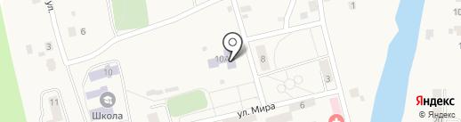 Детский сад №7 на карте Саргазов