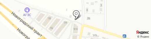 Кафе на карте Челябинска