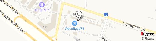 Алатырь на карте Теремов
