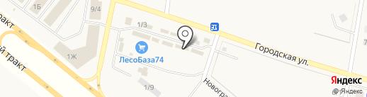 СтройСам на карте Теремов