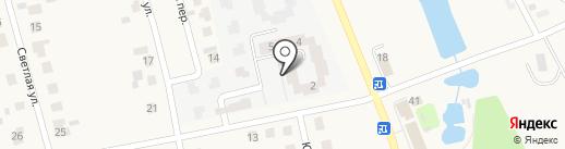 СИМВОЛ на карте Саргазов