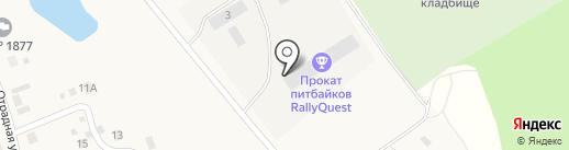 Автоман74 на карте Красного Поля