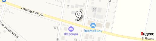 Чайхана на карте Теремов