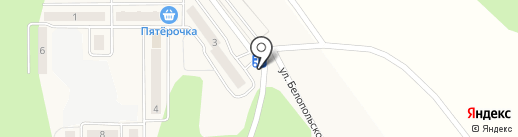 Платежный терминал на карте Красного Поля