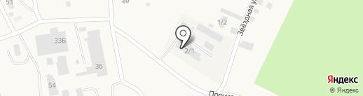 Новые Абразивные Технологии на карте Саргазов