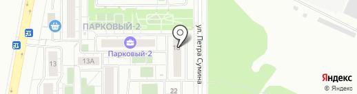 Food Court на карте Челябинска