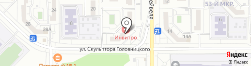 Южно-уральская корпорация жилищного строительства и ипотеки на карте Челябинска