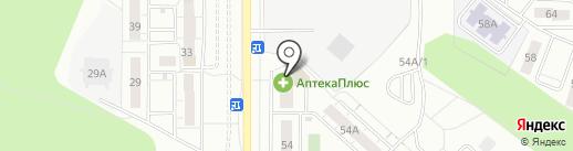 SmartCom на карте Челябинска