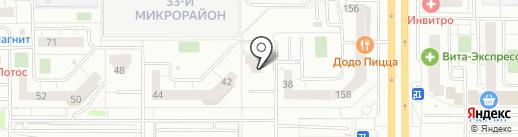 VIP на карте Челябинска