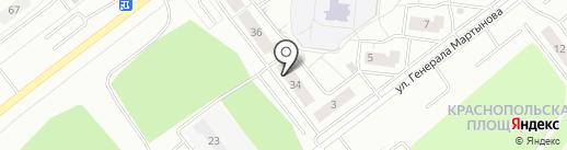 УралНИИСтромПроект на карте Челябинска