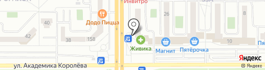 НОВЫЙ ТИБЕТ на карте Челябинска