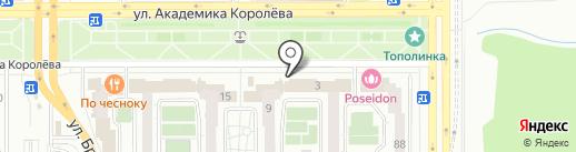 Bounty School на карте Челябинска