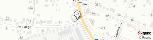 АВТОКОНТРАКТ74 на карте Челябинска