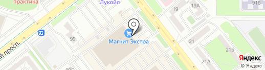 NEMO174 на карте Челябинска