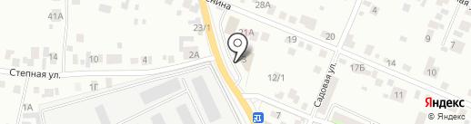 АкваТепло на карте Челябинска