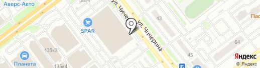 Oriflame на карте Челябинска