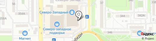 CiTRUS на карте Челябинска