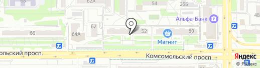 Dr. Mobi на карте Челябинска