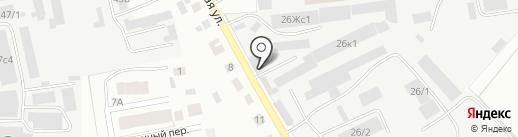 СтройРемСервис на карте Челябинска
