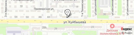 74kolesa на карте Челябинска